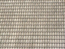 Seamless pattern of corrugated tile element. Royalty Free Stock Photos