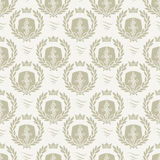 Seamless pattern crest Stock Photography