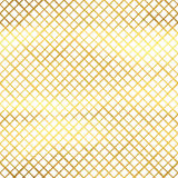 Seamless pattern with cross stripes, golden texture Royalty Free Stock Image