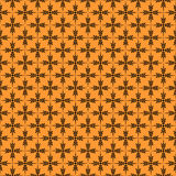 Seamless pattern with crosses. Stock Photos