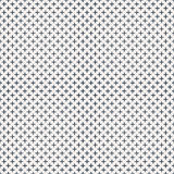 Seamless pattern with crosses Royalty Free Stock Image