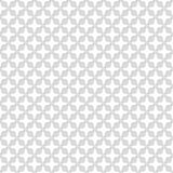 Seamless pattern of crosses and rhombuses. Geometric wallpaper. Royalty Free Stock Photos