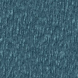 Seamless pattern crumpled blue denim. Royalty Free Stock Photo