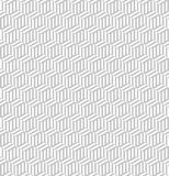 Seamless pattern with cubes. Repeating modern Royalty Free Stock Photos