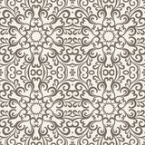Seamless pattern. Curl pattern background Stock Photos