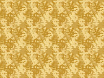 Seamless pattern with currency signs Royalty Free Stock Photo