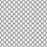 Seamless pattern of curve lines and round shapes. Geometric wall Royalty Free Stock Image