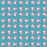 Seamless pattern  Cute cats. Seamless pattern can be used for wallpaper, pattern fills, web page backgrounds, surface textures Stock Photography