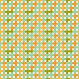 Seamless pattern with cute flowers,for wallpaper, pattern fills, surface textures. Royalty Free Stock Photos