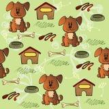 Seamless pattern. Cute hand draw seamless pattern for kids Stock Image