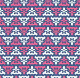 Seamless pattern with cute ornament for wallpaper Royalty Free Stock Image