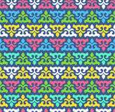 Seamless pattern with cute ornament for wallpaper Stock Photography