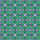 Seamless pattern damask arabesque elements texture background Stock Photography