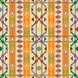 Seamless pattern decor Royalty Free Stock Image