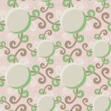 Seamless pattern. Decorative element. Royalty Free Stock Photography