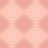 Seamless pattern. Decorative floral pattern in beautiful colors. Vector illustration Stock Photos