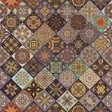 Seamless pattern with decorative mandalas. Vintage mandala elements. Seamless pattern with decorative mandalas. Vintage mandala elements Stock Images