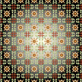 Seamless pattern design 01 Royalty Free Stock Image