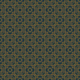 Seamless pattern design Stock Image