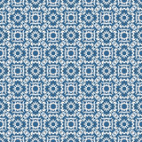 Seamless pattern design Royalty Free Stock Photos