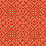 Seamless pattern design Royalty Free Stock Photos
