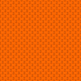 Seamless pattern. Design element for wallpaper, wrapping paper, textile prints and etc. Easter rabbit cover design. Orange color Royalty Free Stock Image