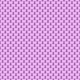 Seamless pattern. Design element for wallpaper, wrapping paper, textile prints and etc. Easter rabbit cover design. Pink color Stock Images