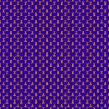 Seamless pattern. Design element for wallpaper, wrapping paper, textile prints and etc. Easter rabbit cover design. Ultra violet color Royalty Free Stock Photo