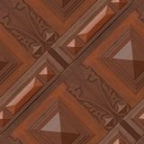 Seamless pattern of wooden texture from brown lumber planks. Seamless pattern for designers of artists with old brown wooden texture royalty free stock image