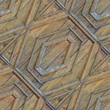 Seamless pattern of wooden texture from lumber planks. Seamless pattern for designers of artists with old wooden texture from lumber planks with nails royalty free stock photography