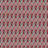 Seamless pattern with diamond elements. Stock Photography