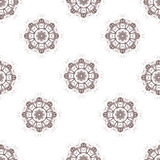 Seamless pattern Doodles abstract decorative sketch  background Royalty Free Stock Photos