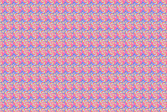 Seamless pattern dots Royalty Free Stock Photo
