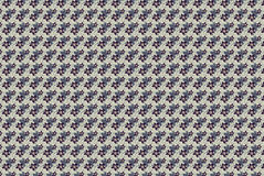 Seamless pattern dots Stock Images