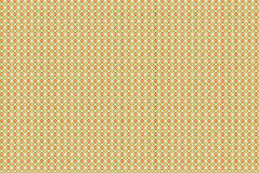 Seamless pattern dots. Seamless (easy to repeat) tan and brown circles and dots pattern canvas background (wallpaper, swatch Stock Photo