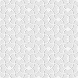 Seamless pattern of dots connected by curved lines. Abstract bac. Kground. Vector illustration. Good quality. Good design Stock Photos