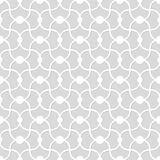 Seamless pattern of dots connected by curved lines. Abstract background. Vector illustration. Good quality. Stock Photos