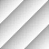 Seamless pattern of dots. Stock Photography