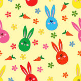 Seamless pattern with Easter motif Royalty Free Stock Photo