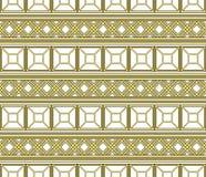 Seamless pattern of elegant openwork lattice Stock Photo
