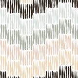 Seamless pattern with elements executed in ink. Lines, stripes. Texture for your design. Background. Hand drawn. Stock Image