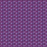 Seamless pattern with elements of flowers burgundy color Royalty Free Stock Image