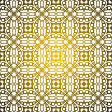 Seamless pattern empire of the sun Stock Photography