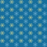 Seamless pattern. Endless texture can be used for printing onto fabric and paper or invitation. Stock Image