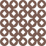 Seamless pattern. EPS 10 illustration. used for printing, websites, design, interior, fabrics, etc. white diamond in the br stock illustration