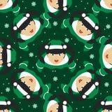 Seamless pattern. EPS 10  illustration. used for printing, websites, design, ukrasheniayya, interior, fabrics, etc. Christma Royalty Free Stock Images