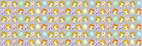 Seamless pattern. EPS 10  illustration. used for printing, websites, design, ukrasheniayya, interior, fabrics, etc. Christma Royalty Free Stock Photo