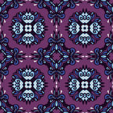 Seamless  pattern  ethnic abstraction Stock Images