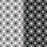 Seamless pattern for a fabric, papers, tiles. Royalty Free Stock Photos