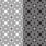 Seamless pattern for a fabric, papers, tiles. Stock Images